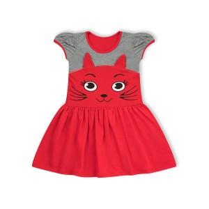 Платье Тася Красный