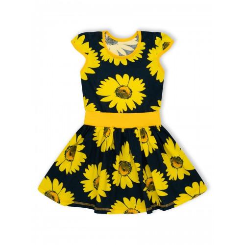 Платье Подсолнух