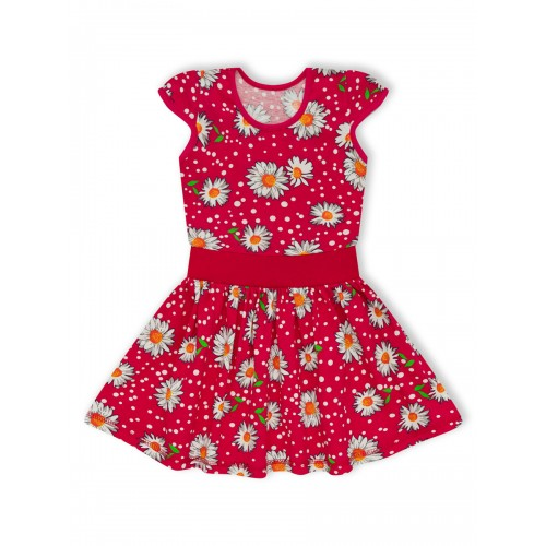 Платье Флора Фуксия
