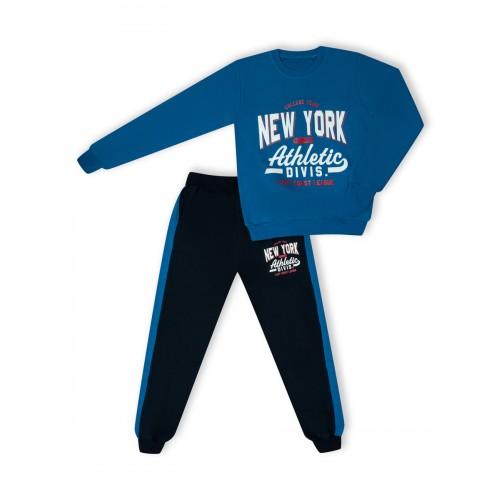 Костюм Подростковый New York Синий