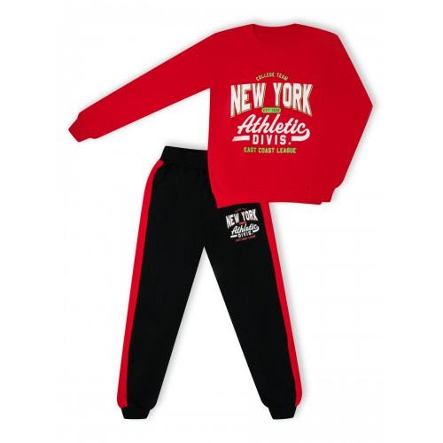 Костюм Подростковый New York Красный