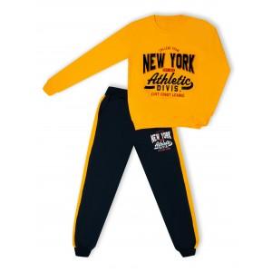 Костюм Подростковый New York Желтый